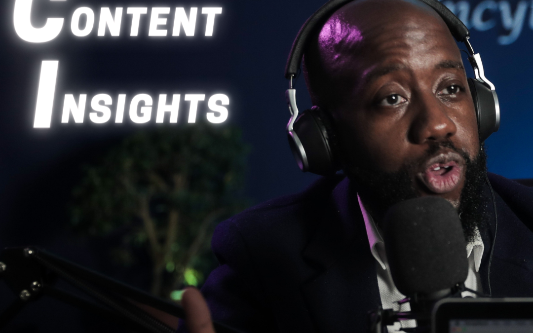 EP 003 CONTENT INSIGHTS PODCAST: Stock images vs Real Images