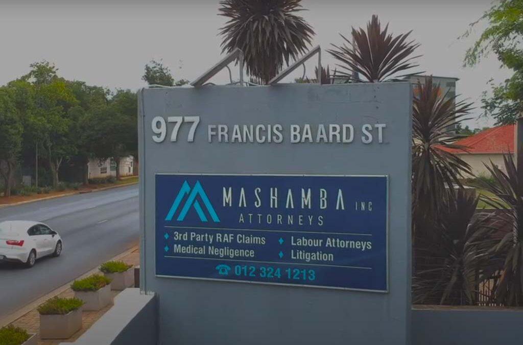Mashamba Attorneys Commercial
